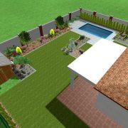 Vaša nová záhrada – projekt a vizualizácia