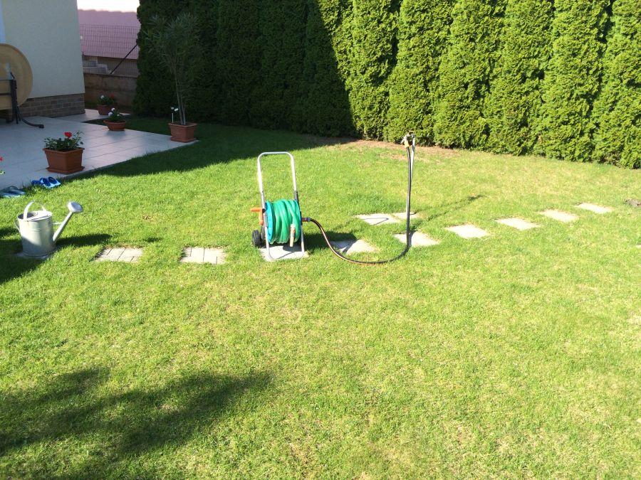 Kobercový trávnik – Ružindol